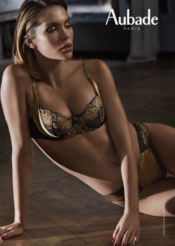 Lingerie collection Aubade autumn / winter 2018-19 image-0